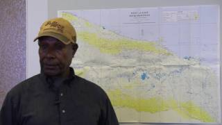 Claytus Yambon: Environmental and Cultural Impacts of Mining on the Sepik River, PNG