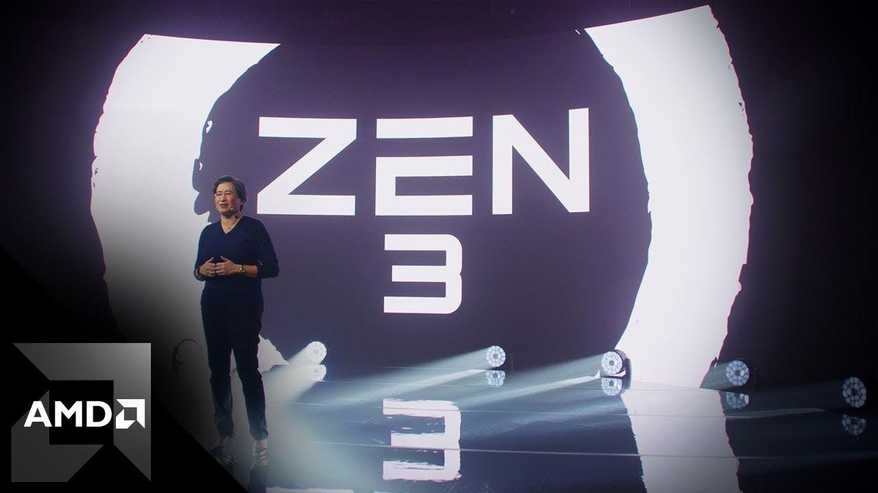 Watch Amd S Where Gaming Begins Zen 3 Ryzen 5000 Announcement Right Here At 9 Am Pt