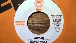 David Wills Woman