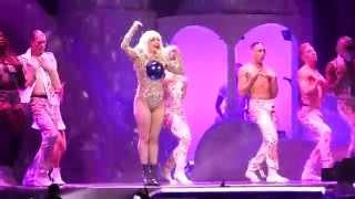 Леди ГаГа, Lady Gaga - Donatella - Pittsburgh 5/8/14 - artRAVE