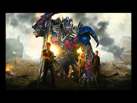 Transformers 4 Age of Extinction soundtrack - His Name Is Shane and He Drives 09 (Steve Jablonsky)