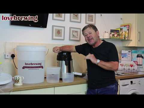 Beginners Making Spirit Part 4 - Distilling