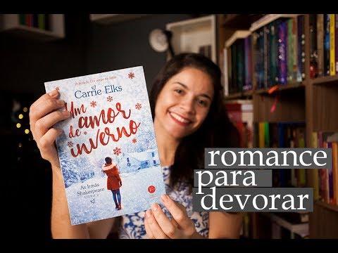 ROMANCE PARA DEVORAR ? // Um Amor de Inverno, de Carrie Elks