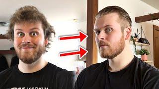 DIY MENS UNDERCUT HAIRCUT TUTORIAL FROM A PRO!