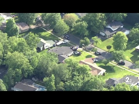 Two sheriff's officers shot while serving warrant in Charles County