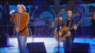 Rod Stewart and The Stereophonics Handbags And The Gladrags Music