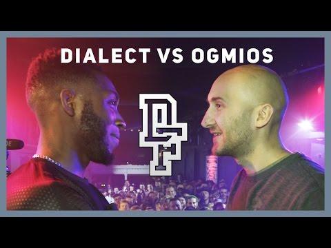 DIALECT VS OGMIOS | Don't Flop Rap Battle