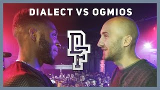 DIALECT VS OGMIOS | Don