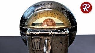 1960s Duncan Parking Meter