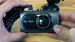 DVeeTech Dashboard Camera Car DVR Dashcam Review