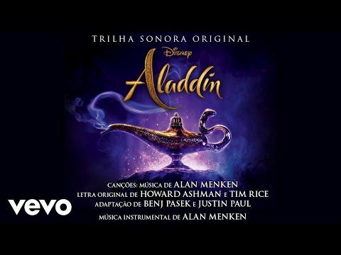 """Márcio Simões - Príncipe Ali (De """"Aladdin""""/Audio Only)"""