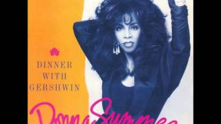Donna Summer (All Systems Go Singles) - 01 - Dinner with Gershwin (Edit)