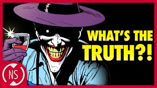 The REAL Meaning of The KILLING JOKE??? || Comic Misconceptions || NerdSync