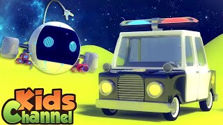Tinkly Bink Police Car | Police Car for Children | Car Cartoon Videos from Kids Channel
