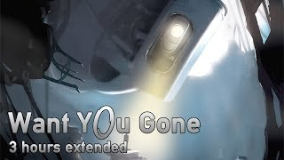 """Portal 2 - """"Want You Gone"""" (3 hours extended version)(HQ)"""