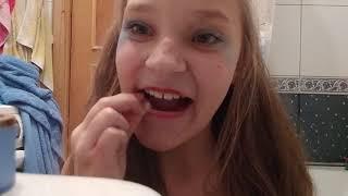 2 видео за день? Я Харли Квин/макияж Харли Квин!!!!
