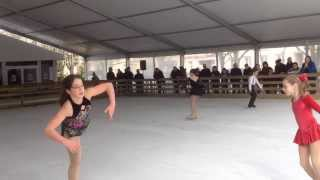 preview picture of video 'Final Inauguration Patinoire Argentan'