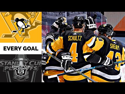 Pittsburgh Penguins | Every Goal from the 2020 Stanley Cup Playoffs