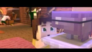 Ed Sheran - Shape of you | Minecraft Animacion