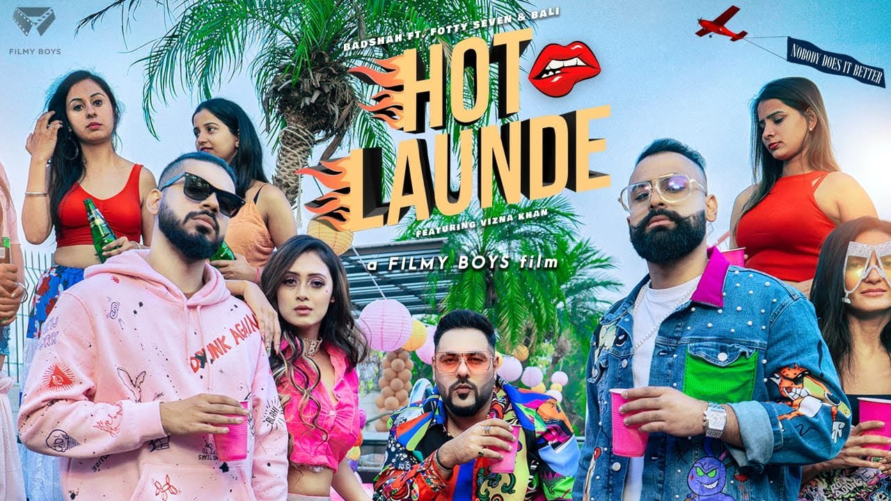 Hot Launde Lyrics – Badshah, Fotty Seven, Bali