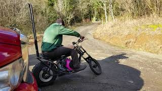 420cc predator engine mini bike - Free Online Videos Best Movies TV