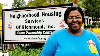 Neighborhood Housing Services of Richmond, Inc Homebuyers Club testimonial