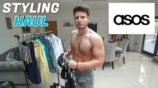 HUGE ASOS Summer Try-On Haul | Mens Outfit Ideas 2020