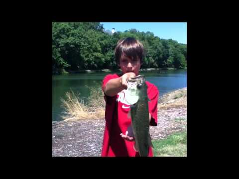 Golf Course Pond Bass Fishing