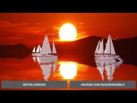 Video of Trial Ocean Dream 3D HD LWP