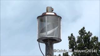 preview picture of video 'Fremont, OH Federal RSH-10 Siren Test 7-5-14'