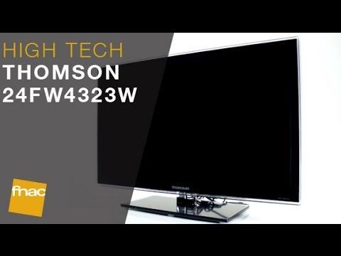 TV Thomson 24FW4323W : les conseils des experts Fnac