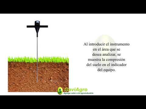 Probador de compactación del suelo (Manual Virtual)