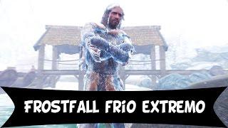 Skyrim mod: Frostfall - Hypothermia Camping Survival