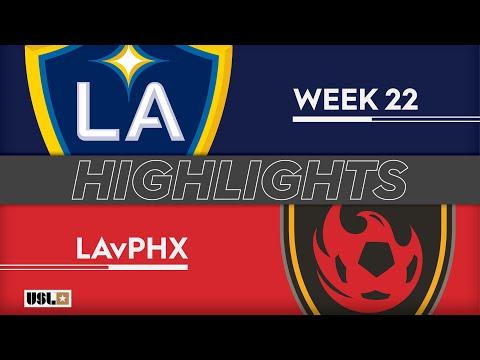LA Galaxy 2 - Аризона Юнайтед 2:3. Видеообзор матча 04.08.2019. Видео голов и опасных моментов игры