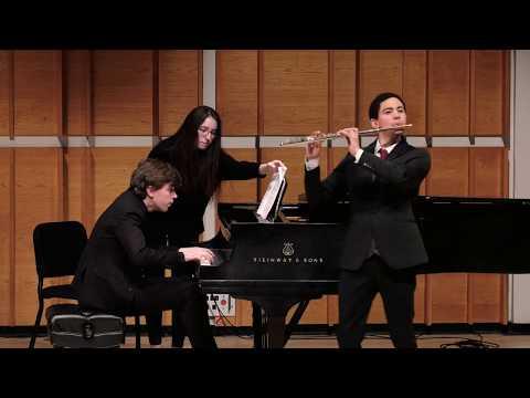 Gabriel Faure: Fantasy in E Minor, Op. 79