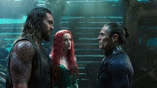 History Lesson: The Lost Trident of Atlan   Aquaman [4k, IMAX]
