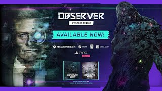 Observer: System Redux - Launch Trailer