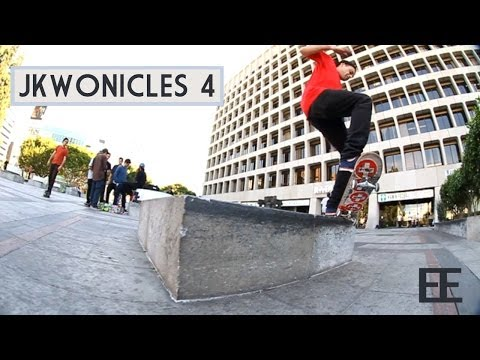 JKWONICLES #4 - Gavin Nolan , Dave Bachinsky and more!