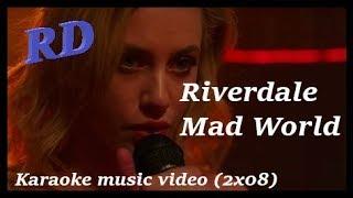 Mad World   Karaoke Music Video    Riverdale 2x08