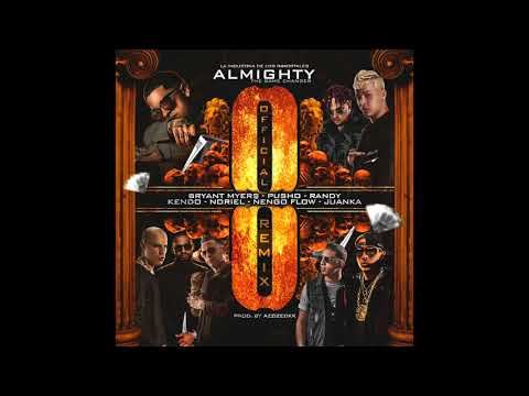 Almighty – Ocho (OfficialRemix) Ft. Randy, Juanka, Bryant Myers, Noriel, Kendo, Nengo Flow & Pusho