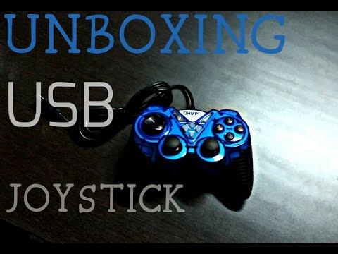 Unboxing QHMPL USB Joystick