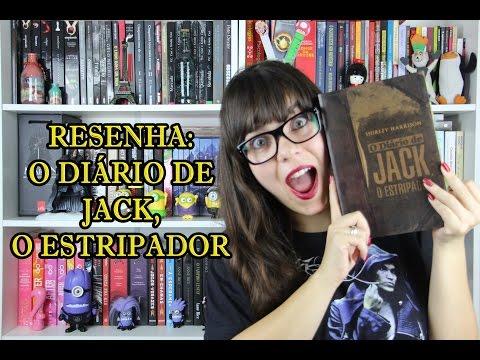 O Diário de Jack o Estripador - Shirley Harrison [RESENHA]
