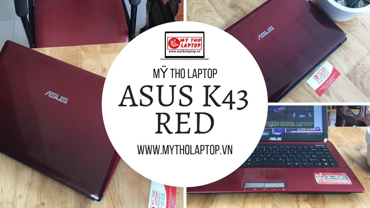 Asus K43 đỏ đẹp 99% ai ham giơ tay ???