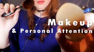 ASMR Cosmetics & Makeup with Personal Attention 💄🖌