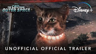 The Cat from Outer Space   Unofficial Official Trailer   Disney+