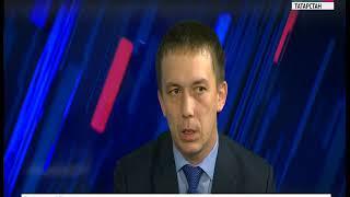 Россия 24  Интервью Алмаз Абдрахманов от 14 декабря