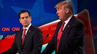 Marco Rubio rips Donald Trump