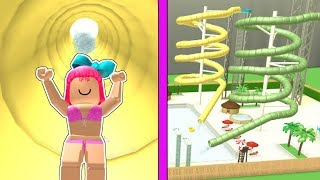 Youtube Videos Pat And Jen Roblox Newest Vid Roblox Opening A 5 000 000 Dollar Water Park Minecraftvideos Tv