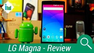 LG Magna - Review en español