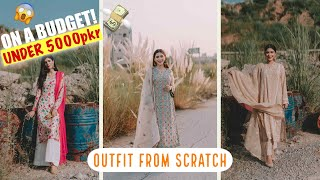 DESI OUTFIT FROM SCRATCH ON A BUDGET | HERANDHEM